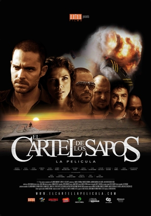 El cartel de los sapos - Colombian Movie Poster (thumbnail)