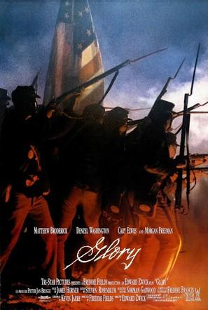 Glory - Movie Poster (thumbnail)