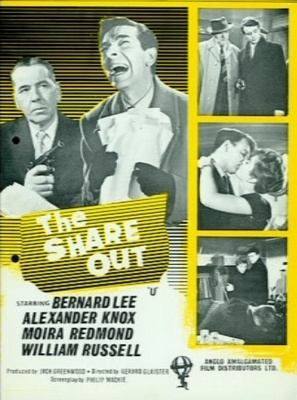 The Share Out - British Movie Poster (thumbnail)