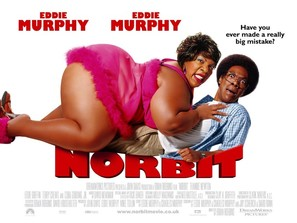 Norbit - British Movie Poster (thumbnail)