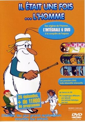 """""""Il était une fois... l'homme"""" - French DVD movie cover (thumbnail)"""