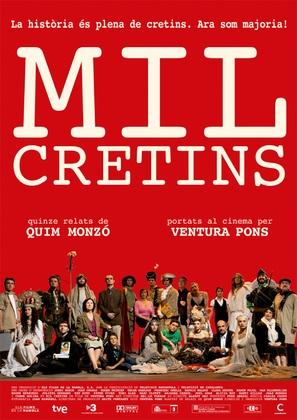 Mil cretins - Andorran Movie Poster (thumbnail)