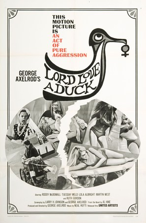 Lord Love a Duck - Movie Poster (thumbnail)