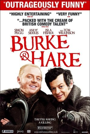 Burke and Hare - British Movie Poster (thumbnail)