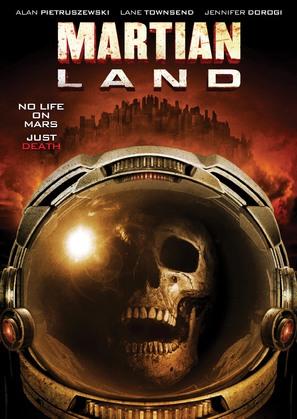 Martian Land - Movie Poster (thumbnail)