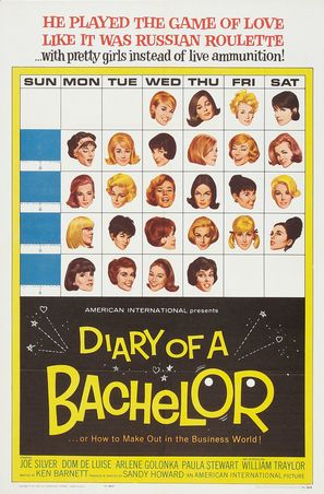 Diary of a Bachelor - Movie Poster (thumbnail)