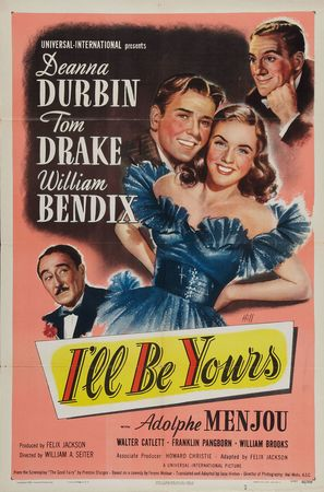 I'll Be Yours - Movie Poster (thumbnail)