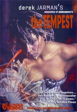 The Tempest - DVD cover (thumbnail)
