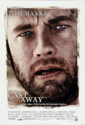 Cast Away - Movie Poster (thumbnail)