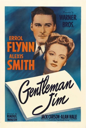 Gentleman Jim - Movie Poster (thumbnail)