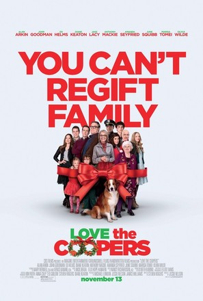 Love the Coopers - Movie Poster (thumbnail)