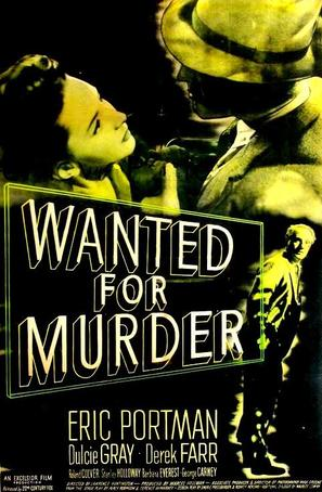 Wanted for Murder - Movie Poster (thumbnail)