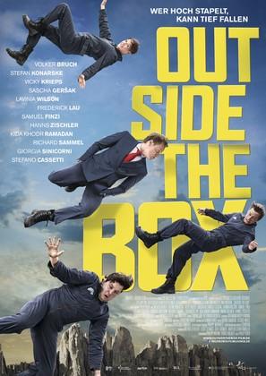 Outside the Box - German Movie Poster (thumbnail)