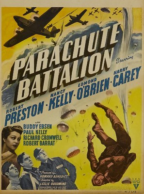 Parachute Battalion - Movie Poster (thumbnail)