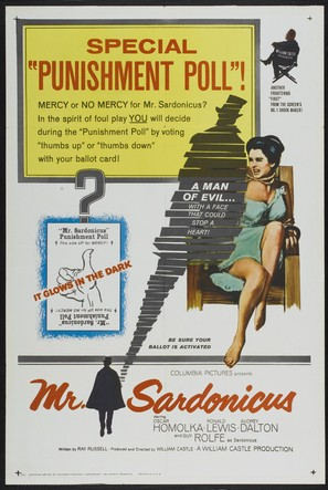 Mr. Sardonicus - Movie Poster (thumbnail)