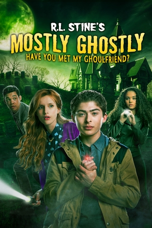 Mostly Ghostly: Have You Met My Ghoulfriend - Movie Cover (thumbnail)