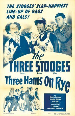 Three Hams on Rye - Movie Poster (thumbnail)