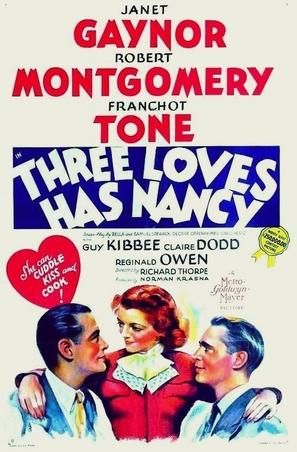 Three Loves Has Nancy - Movie Poster (thumbnail)