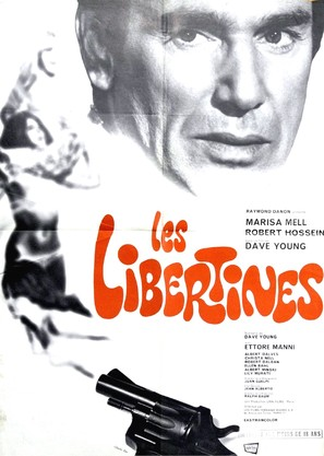 Les belles au bois dormantes - French Movie Poster (thumbnail)