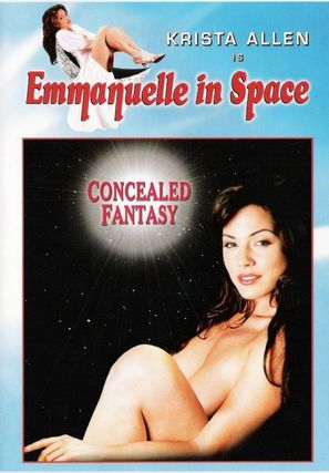 Emmanuelle 4: Concealed Fantasy - DVD movie cover (thumbnail)