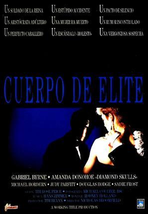 Diamond Skulls - Spanish poster (thumbnail)