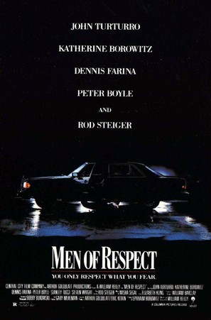 Men of Respect - Movie Poster (thumbnail)