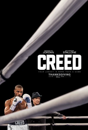 Creed - Teaser movie poster (thumbnail)