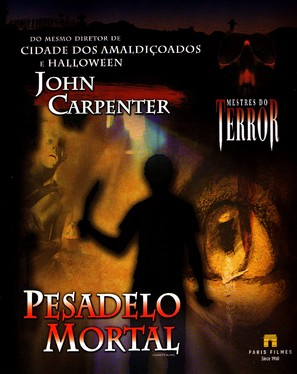 """Masters of Horror"" John Carpenter's Cigarette Burns - Brazilian poster (thumbnail)"