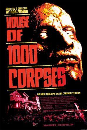 House of 1000 Corpses - Movie Poster (thumbnail)