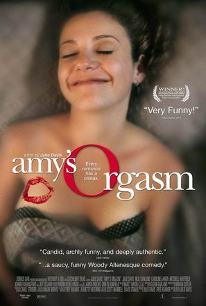 Amy's Orgasm - Movie Poster (thumbnail)