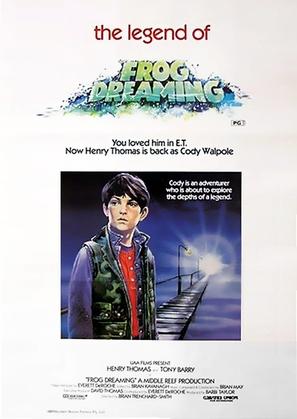 Frog Dreaming - Australian Movie Poster (thumbnail)