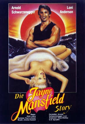 The Jayne Mansfield Story - German Movie Poster (thumbnail)