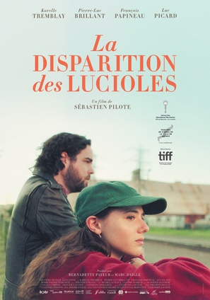 La disparition des lucioles - Canadian Movie Poster (thumbnail)