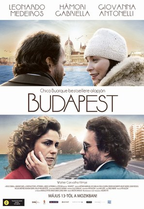 Budapest - Hungarian Movie Poster (thumbnail)