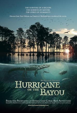 Hurricane on the Bayou - Movie Poster (thumbnail)