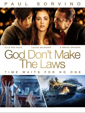 God Don't Make the Laws - DVD cover (thumbnail)