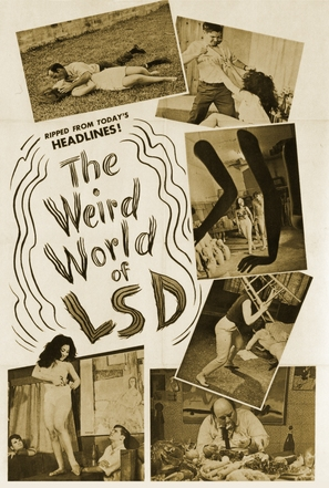 The Weird World of LSD - Movie Poster (thumbnail)