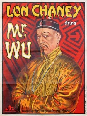 Mr. Wu - Belgian Movie Poster (thumbnail)