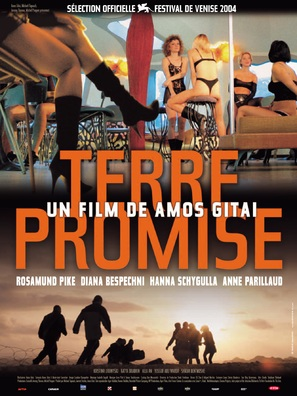 Promised Land - French Movie Poster (thumbnail)