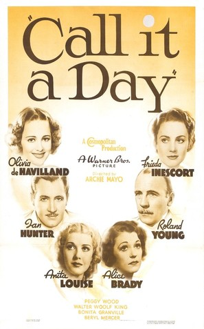 Call It a Day - Movie Poster (thumbnail)