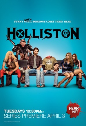"""Holliston"" - Movie Poster (thumbnail)"