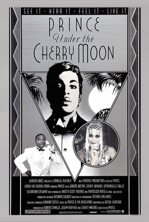 Under the Cherry Moon - Movie Poster (thumbnail)