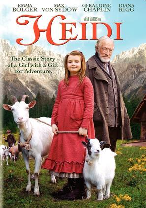 Heidi - DVD cover (thumbnail)