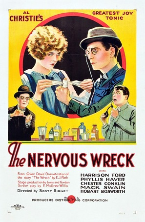 The Nervous Wreck