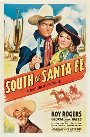 South of Santa Fe - Movie Poster (thumbnail)