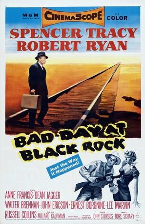 Bad Day at Black Rock - Movie Poster (thumbnail)