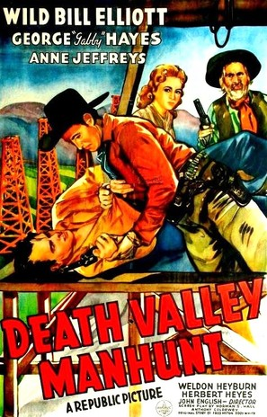 Death Valley Manhunt