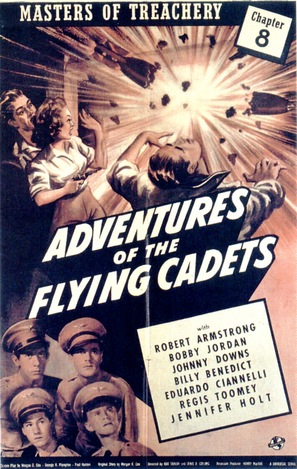 Adventures of the Flying Cadets - Movie Poster (thumbnail)