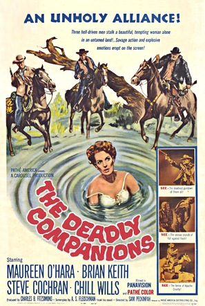 The Deadly Companions - Movie Poster (thumbnail)