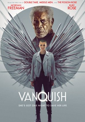 Vanquish - Movie Poster (thumbnail)